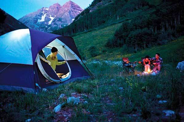 best waterproof tent
