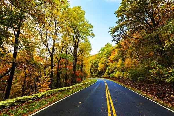 shenandoah Appalachian Trail Virginia
