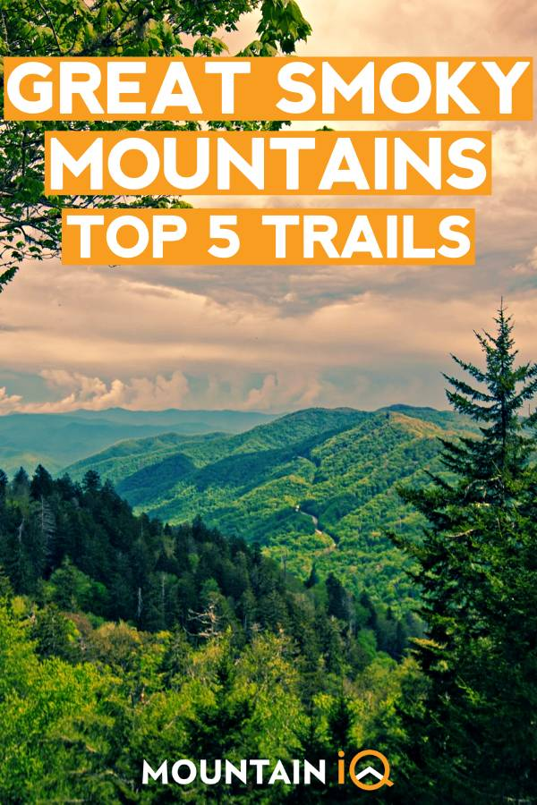 great-smoky-mountains-top-5-trails