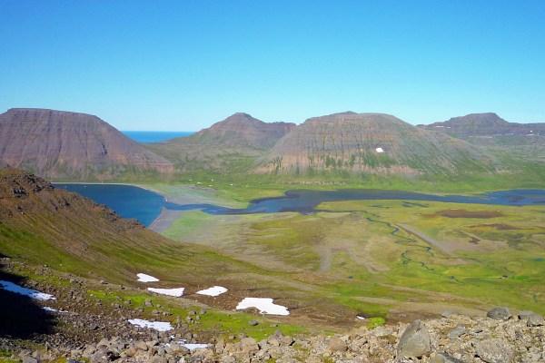 Hornstrandir-hiking-iceland