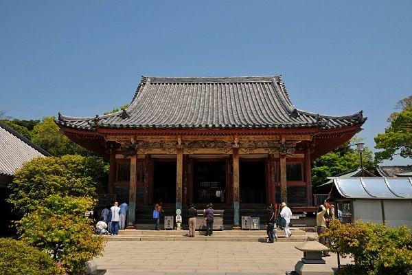 Yashimaji-temple-Shikoku-Japan-hike