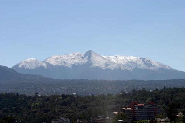 ajusco-volcano-mexico