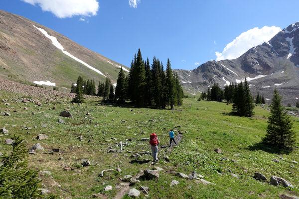 colorado hike to hope pass