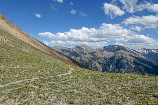 hope pass hike colorado