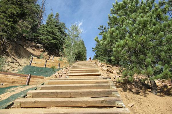 manitou incline hike