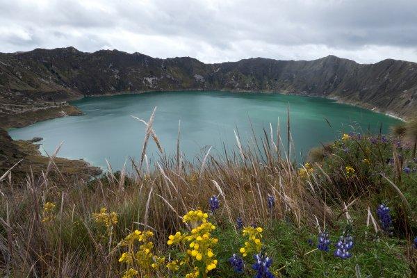quilotoa-lake