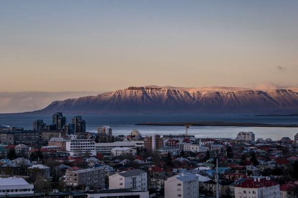reyjavik-iceland-mt-esja