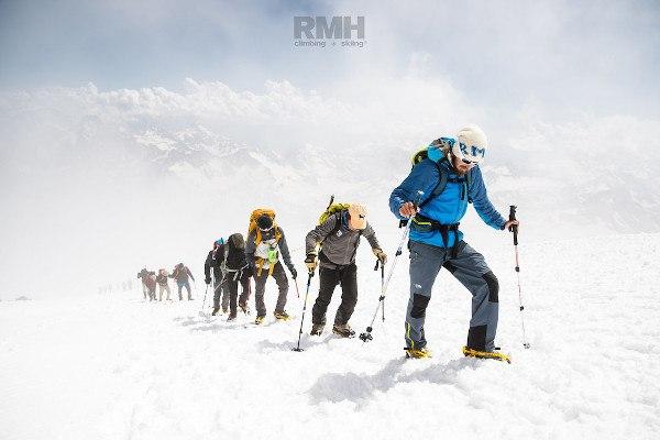 elbrus climb to summit