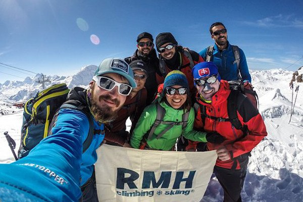 elbrus with rmh