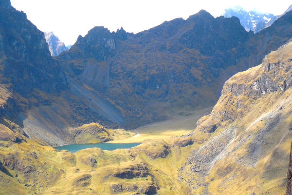 lares trek views
