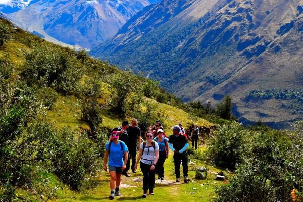 salkantay hike start