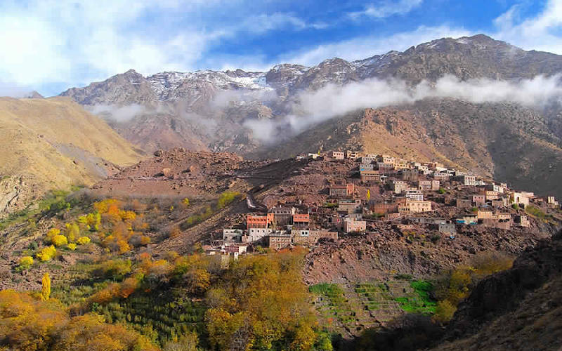 toubkal back to imlil