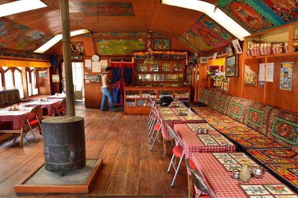 everest teahouse
