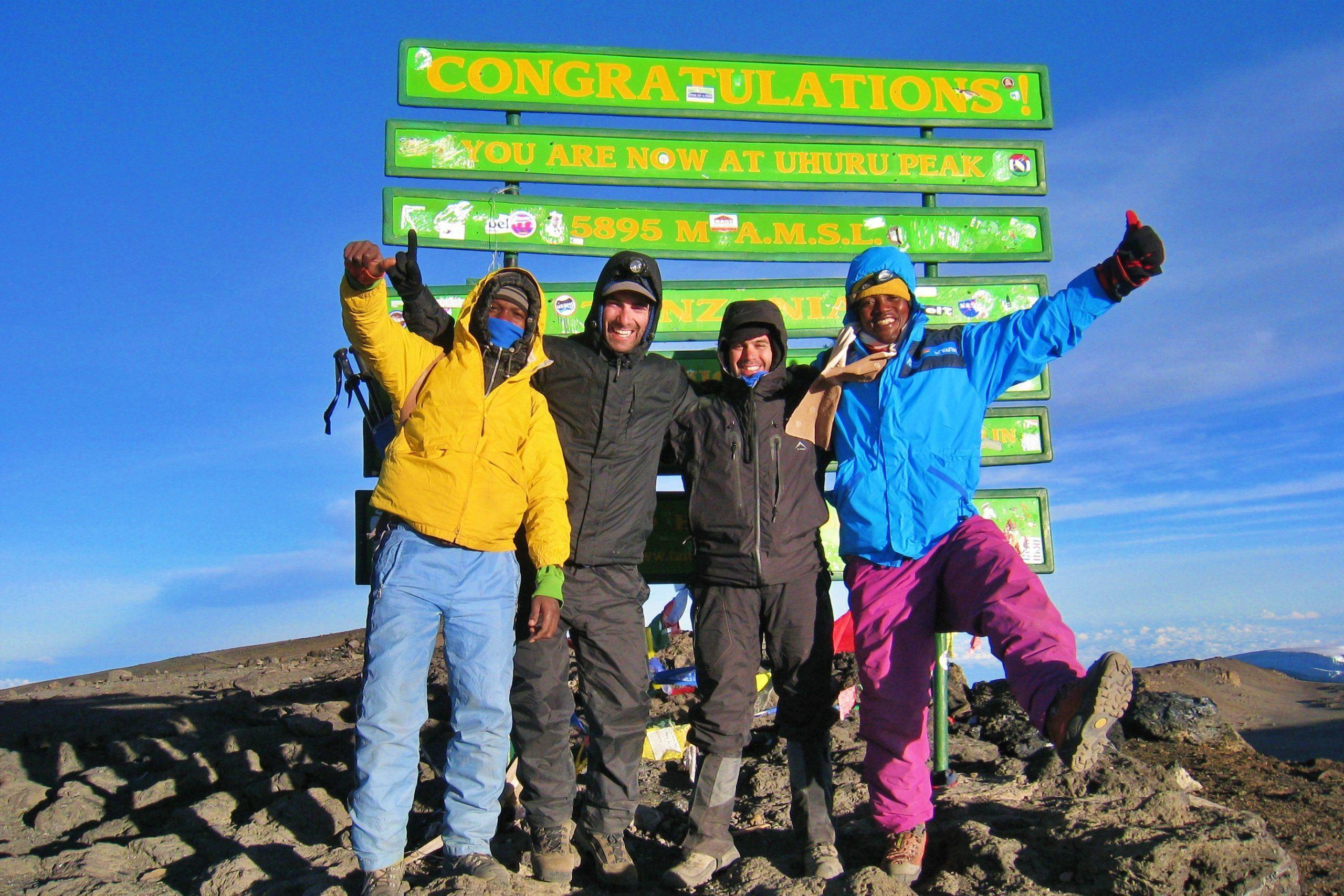 kili-summit